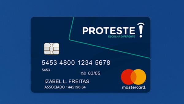 Cartão De Crédito Proteste Sem Anuidade - Confira